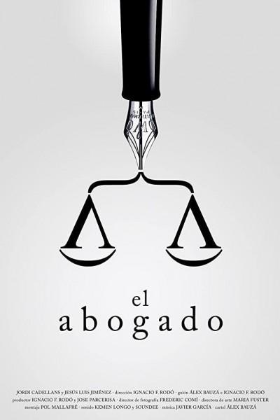 Caratula, cartel, poster o portada de El abogado