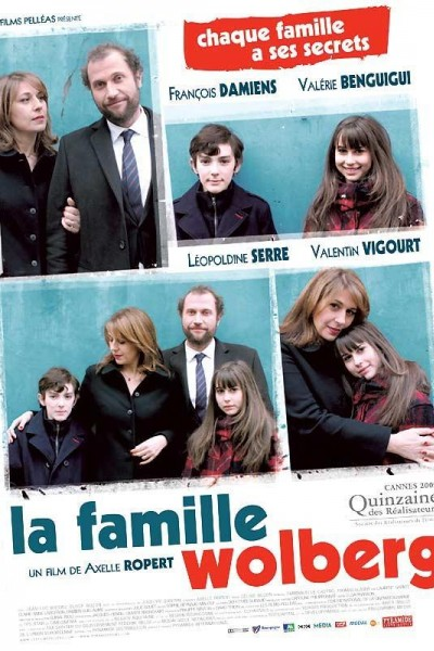 Caratula, cartel, poster o portada de La familia Wolberg