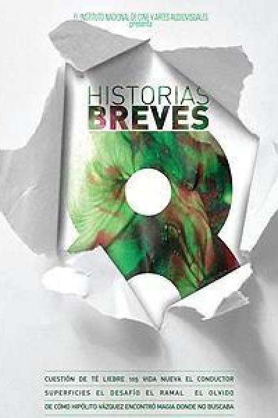 Caratula, cartel, poster o portada de Historias breves 8