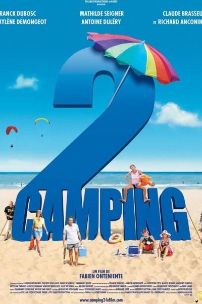 Caratula, cartel, poster o portada de Camping 2