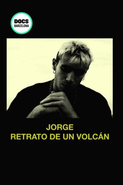 Caratula, cartel, poster o portada de Jorge, retrato de un volcán