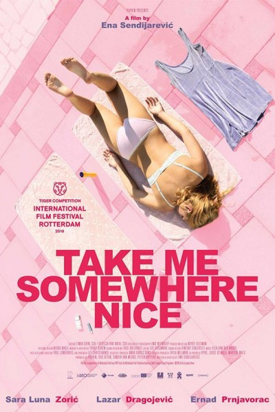 Caratula, cartel, poster o portada de Take Me Somewhere Nice