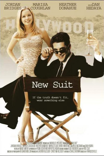 Caratula, cartel, poster o portada de New Suit