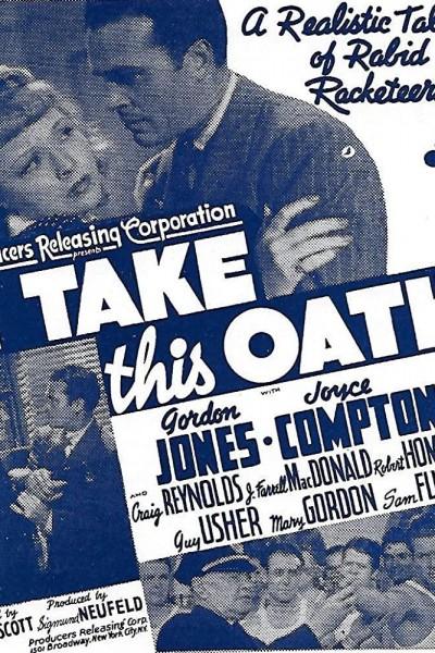 Caratula, cartel, poster o portada de I Take This Oath