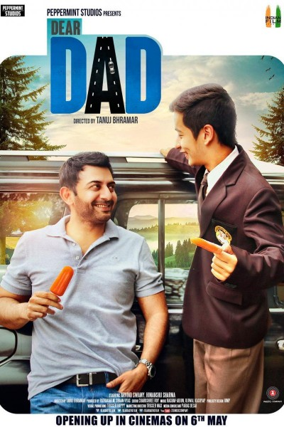 Caratula, cartel, poster o portada de Dear Dad