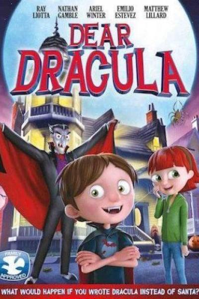Caratula, cartel, poster o portada de Dear Dracula