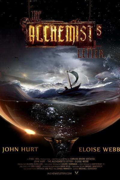 Caratula, cartel, poster o portada de The Alchemist\'s Letter