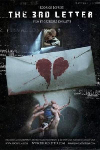 Caratula, cartel, poster o portada de The 3rd Letter