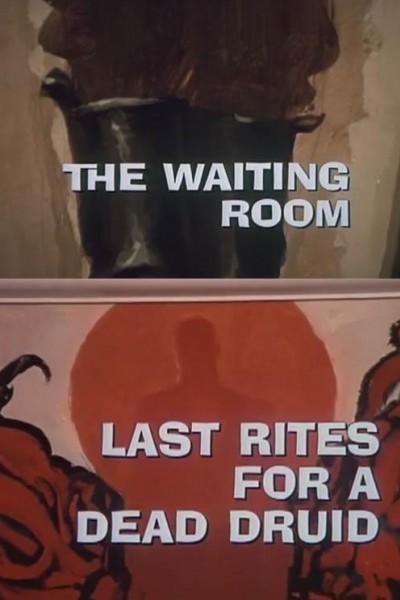 Caratula, cartel, poster o portada de Galería Nocturna: El cuarto de espera - Los últimos ritos de la muerte de un druida