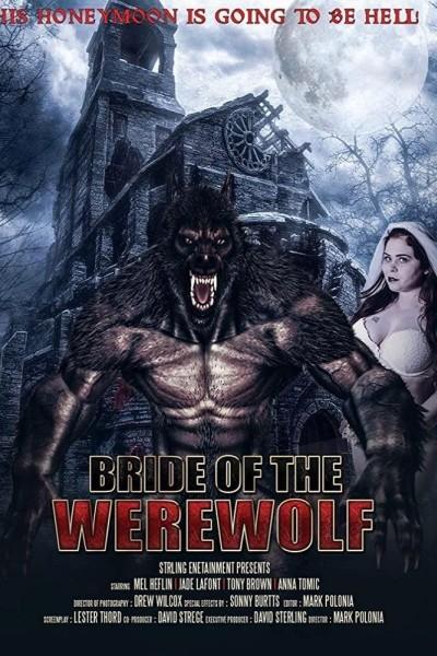 Caratula, cartel, poster o portada de Bride of the Werewolf