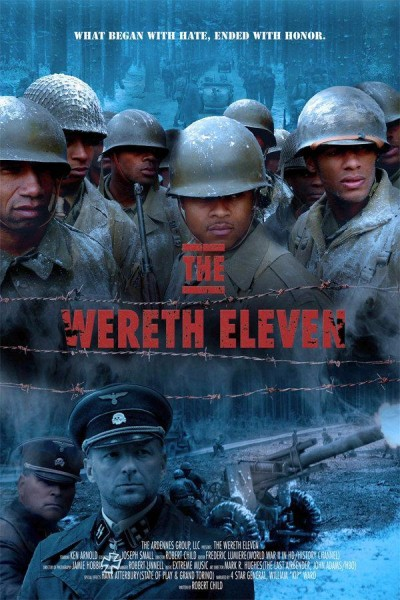 Caratula, cartel, poster o portada de The Wereth Eleven