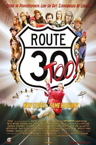 Caratula, cartel, poster o portada de Route 30, Too!