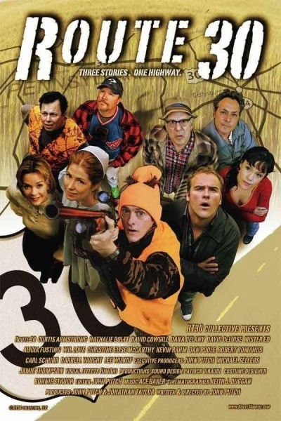 Caratula, cartel, poster o portada de Route 30