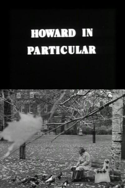 Caratula, cartel, poster o portada de Howard in Particular