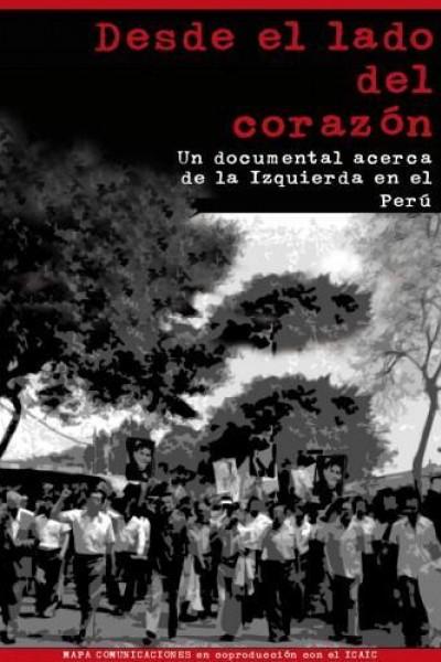 Caratula, cartel, poster o portada de Desde el lado del corazón