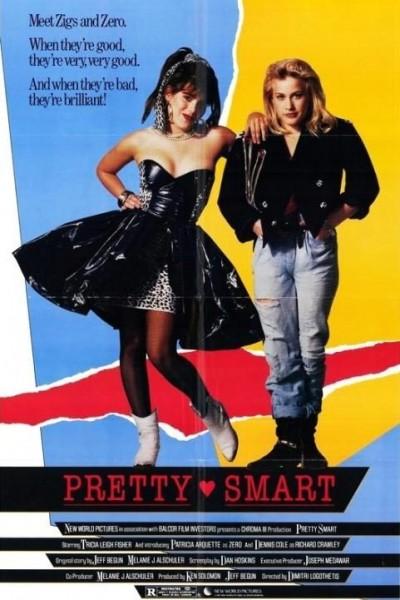 Caratula, cartel, poster o portada de Pretty Smart