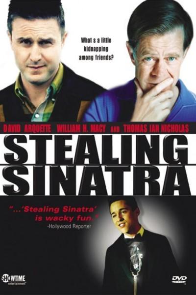 Caratula, cartel, poster o portada de Yo secuestré a Sinatra