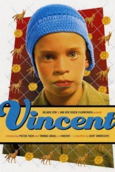 Caratula, cartel, poster o portada de Vincent