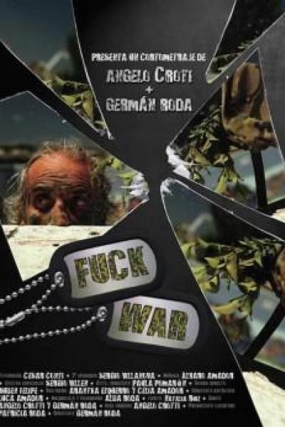 Caratula, cartel, poster o portada de Fuck War