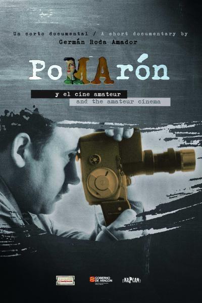 Caratula, cartel, poster o portada de Pomarón y el cine amateur