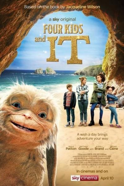 Caratula, cartel, poster o portada de Four Kids and It