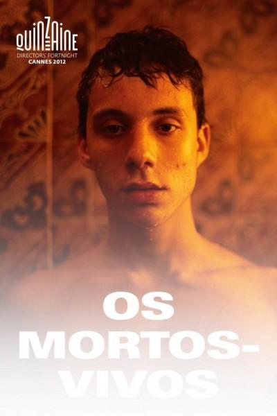 Caratula, cartel, poster o portada de Os Mortos-Vivos