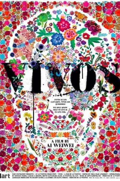 Caratula, cartel, poster o portada de Vivos