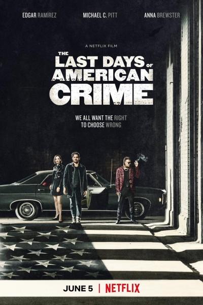 Caratula, cartel, poster o portada de Los últimos días del crimen