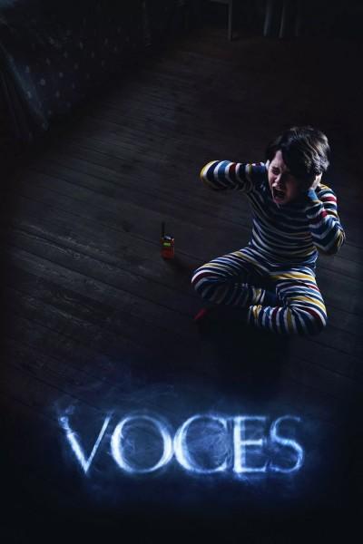 Caratula, cartel, poster o portada de Voces