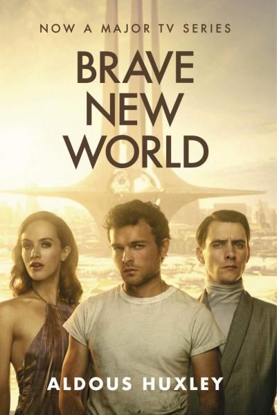 Caratula, cartel, poster o portada de Brave New World