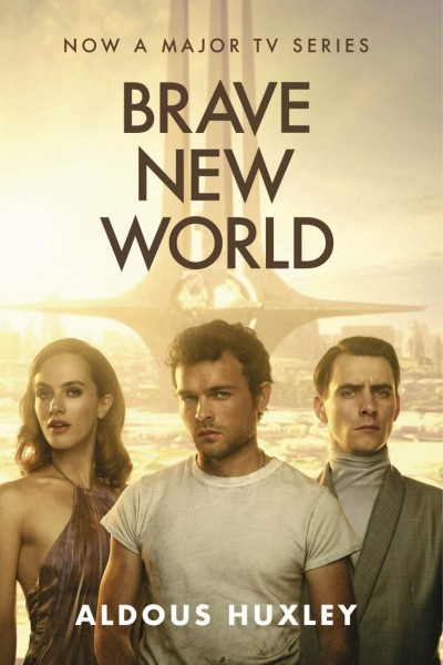 Caratula, cartel, poster o portada de Un mundo feliz (Brave New World)