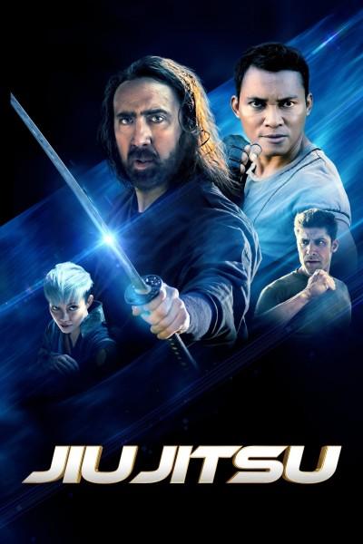 Caratula, cartel, poster o portada de Jiu Jitsu