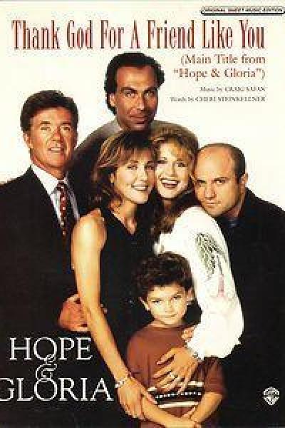 Caratula, cartel, poster o portada de Hope & Gloria