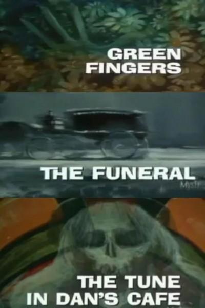 Caratula, cartel, poster o portada de Galería Nocturna: Dedos verdes - El funeral - La melodía del café de Dan