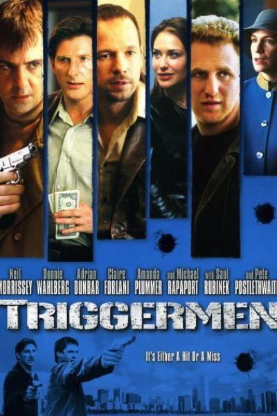 Caratula, cartel, poster o portada de Triggermen (Perseguidos por la Mafia)