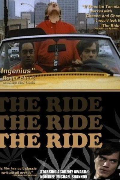 Caratula, cartel, poster o portada de The Ride
