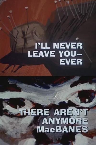 Caratula, cartel, poster o portada de Galería Nocturna: Jamás te abandonaré, jamás - El último de los MacBanes