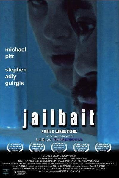 Caratula, cartel, poster o portada de Jailbait