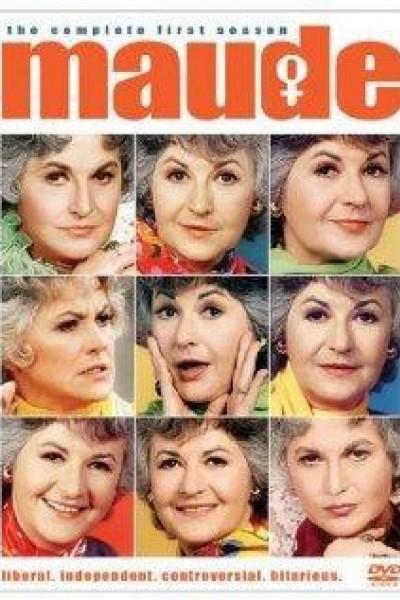 Caratula, cartel, poster o portada de Maude