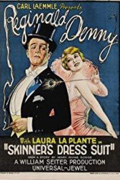 Caratula, cartel, poster o portada de El traje de etiqueta
