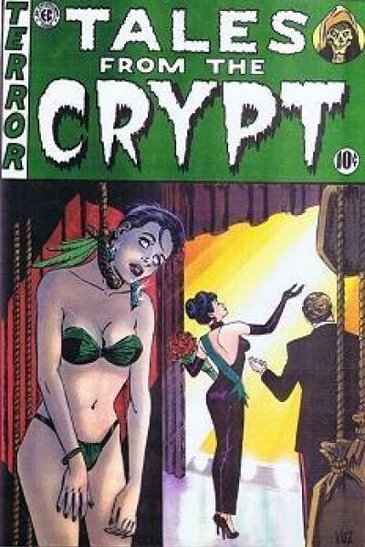 Caratula, cartel, poster o portada de Historias de la cripta: Belleza en reposo