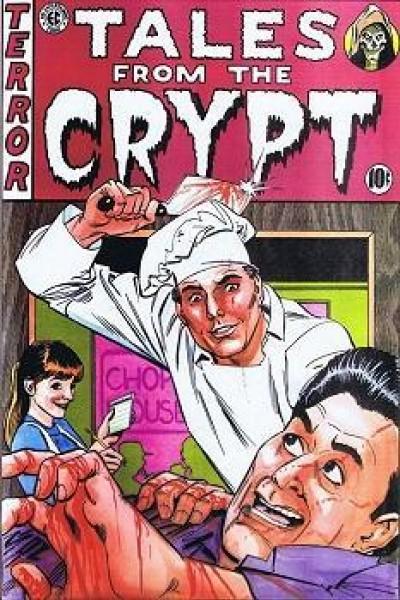 Caratula, cartel, poster o portada de Historias de la cripta: Qué se está cocinando