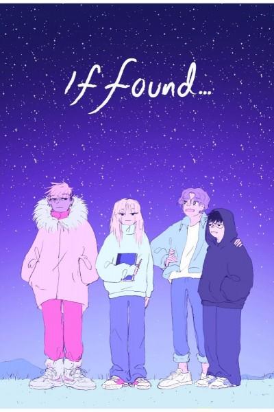 Caratula, cartel, poster o portada de If Found...