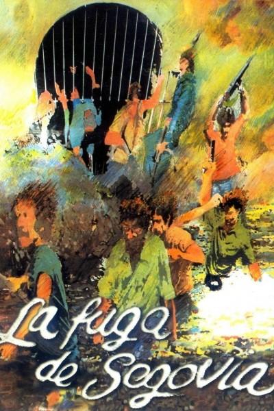 Caratula, cartel, poster o portada de La fuga de Segovia