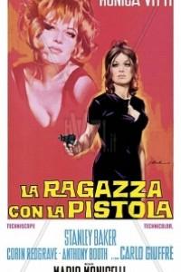 Caratula, cartel, poster o portada de La ragazza con la pistola