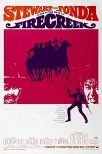 Caratula, cartel, poster o portada de Los malvados de Firecreek