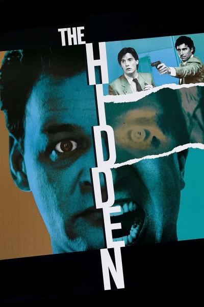 Caratula, cartel, poster o portada de Hidden: Lo oculto