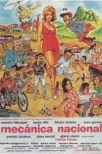 Caratula, cartel, poster o portada de Mecánica nacional