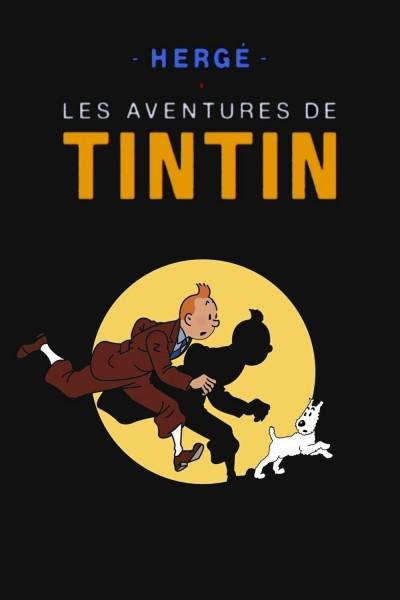 Caratula, cartel, poster o portada de Las aventuras de Tintín
