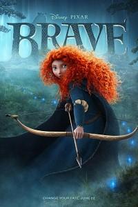 Caratula, cartel, poster o portada de Brave (Indomable)